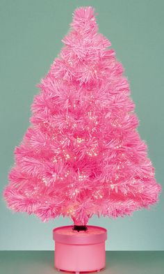 Glitter Christmas And Pink My Favourite Things Small Tree