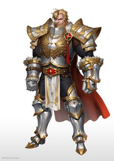 Fantasy Character Design, Character Design Inspiration, Character Art, Fantasy Heroes, Fantasy Characters, Armor Concept, Concept Art, Santa Doll, Character Design