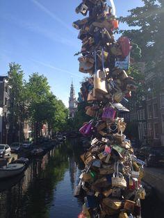 Staalstraat in the morningsun #amsterdam