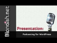 Podcasting for WordPress