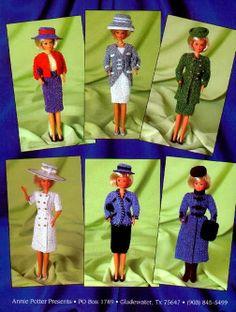 Crochet Barbie - Remembering A Princess 2