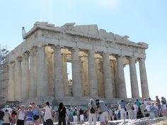 Athens 2005 - Acropolis The Parthenon