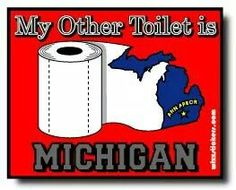 Michigan Sucks There S No Place Like Home O H