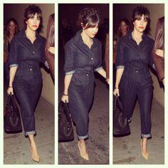 Kourtney Kardashian styled by Monica Rose
