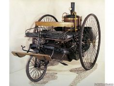 Hot Tips: The Oldest Car, 1884  Here's collection for Motorcycle Lovers ==>  https://www.sunfrog.com/tshirtcollections/motorcycle    #motorcycle #motorcycletips #motorcyclelovers