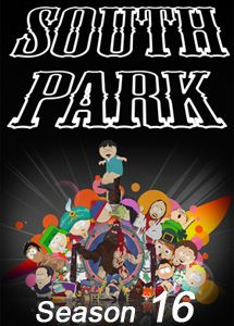 group buy South Park Season 16 DVD Box Set from HCTwo