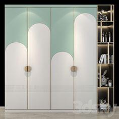 Wardrobe Laminate Design, Wardrobe Door Designs, Wardrobe Design Bedroom, Wardrobe Doors, Closet Designs, Wardrobe Cabinets, Wardrobe Furniture, Kids Room Furniture, Bedroom Furniture Design