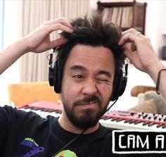 Make Funny Faces, Linkin Park Chester, Mike Shinoda, Chester Bennington, My Favorite Music, Lol, Meme, Sash, Musica