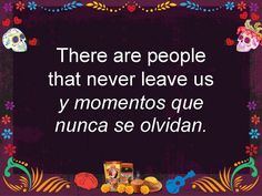 There are people that never leave us y momentos que nunca se olvidan. #ViveCultura