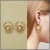 Pearl Earrings, Women Accessories, Pearls, Spices, Jewellery, Design, Silver, Stud Earrings, Schmuck