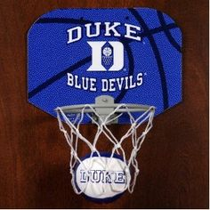 Duke Blue Devils Hoop A lil mini bball time when you're in your room lol