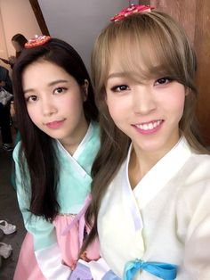 Solar & Moonbyul Happy New Year