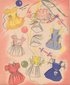 TWO LITTLE GIRLS - edprint2000paperdolls - Picasa Web Albums