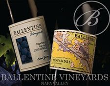 2013 Auction Napa Valley E-Auction Lots - Lot #316 - Ballentine Vineyards  A Weekend to Remember #ANV13 #nvwine