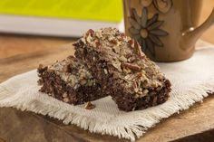 Stir and Bake Bars | MrFood.com