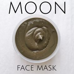 Foxie Bombs Moon Face Mask