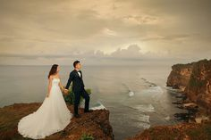 Donny & Rachel | Bali Wedding Photography  by Maxtu Photography on OneThreeOneFour 27