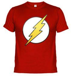 Camisetas FLASH Boys T Shirts, Cool Shirts, Superman Shirt, Edgy Girls, Red Shirt, The Flash, Shirt Shop, Leather Men, Graphic Tees