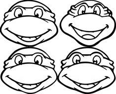 malvorlagen ninja turtles für kinder | superhelden malvorlagen, ausmalbilder schildkröte
