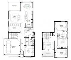 Amazing Kostenlose 4 Schlafzimmer Haus Pläne Und Designs