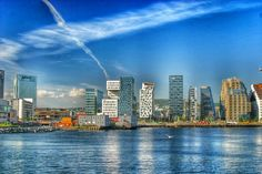 The Barcode, Oslo, Norway Oslo, Norway, New York Skyline, Country, Places, Travel, Viajes, Rural Area, Trips
