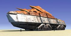 AncientSandCrawler