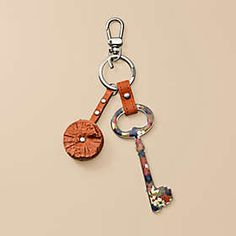 Cute little keyring from Fossil