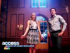 Carrie Underwood & Stephen Moyer Perform 'Edelweiss'...........................Can't Wait!!!