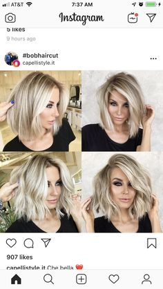 Blonde Hair Looks, Brown Blonde Hair, Blonde Hair Over 50, Blonde Lob Hair, Blonde Haircuts, Medium Hair Styles, Short Hair Styles, Great Hair, Hair Highlights