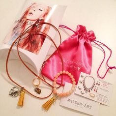 Jewelry Subscription Box for Women and Men - Maiden-Art  - 1