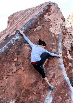 climbing & travelling — Pork Choppin' it [Natalie Duran. Climbing Girl, Sport Climbing, Ice Climbing, Mountain Climbing, Climbing Holds, Natalie Duran, Trekking, Climbing Workout, Kayak