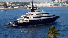 Steven spielberg seven seas yacht dec steven spielberg for Motor yacht seven seas
