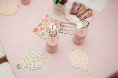 Carried Away Hot Air Balloon Birthday Party via Kara's Party Ideas KarasPartyIdeas.com #hotairballoonparty (17)