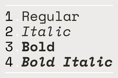 As designers of type, we most often find ourselves composing a monospaced…