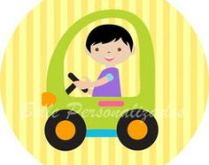 Adesivo Meios De Transporte
