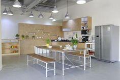 The Good Lab by Kokoboard Co. Ltd.   #interior #design #creative #facility# office
