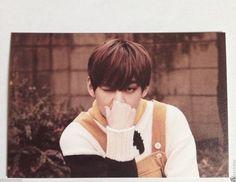 BTS Official Goods ZipCode 22920 V #1 Photocard Bangtan Boys 2nd Muster Taehyung