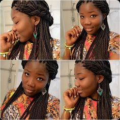 absolutely in love with these braids!