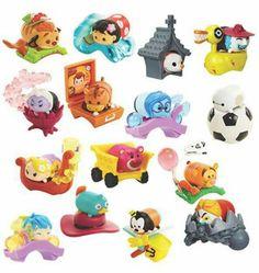 Tsum Tsum Mystery Pack Series 4 - Timon, Lilo, Zero, Shock, Ursula, Bullseye, Sadness, Baymax, Rapunzel, Lotso, Tigger, Joy, Perry, Goofy, Lock.