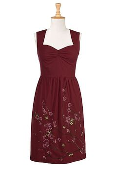 Wildflowers in Bloom Dress $70. Come to mama.