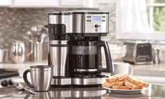 Best Single Serve Coffee Maker 2017. A thorough guide to help you  choose the best single cup brewer in a market full of great coffee makers.