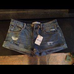 Shorts Great pair of size 11 angel premium brand cutoff shorts! Shorts Jean Shorts