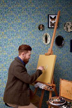 bn wallcoverings van gogh