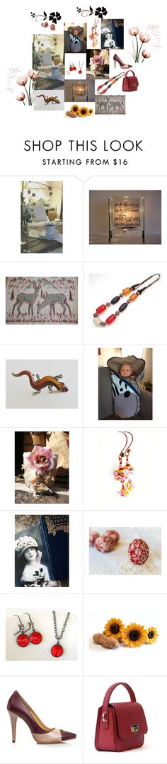 """""""Romantic Gifts"""" by anna-recycle ❤ liked on Polyvore featuring La Vie Parisienne, modern and rustic"""
