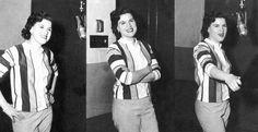Patsy Cline In The Studio - Circa 1957