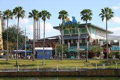 Margaritaville - Universal Studios - Orlando, Florida by Andrew_Simpson, via Flickr