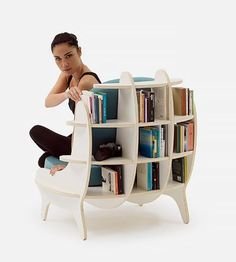 Project chairs with shelves made of plywood, the vector for laser cutting CNC vector for plans CNC router, project furniture - Bauen - Chair Design Furniture Ads, Plywood Furniture, Luxury Furniture, Cool Furniture, Furniture Design, Furniture Stores, Furniture Removal, Plywood Floors, Furniture Cleaning