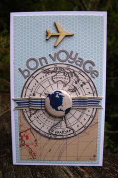 perfect vacation mini card for P365/Project life before a big vacation
