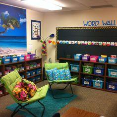 Classroom library fun!