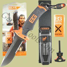 Gerber Bear Grylls Ultimate Knife 31-000751 - $49.99